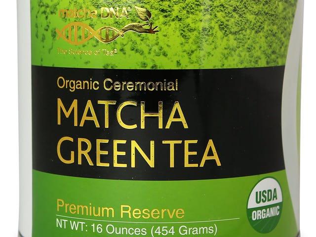 30% OFF Matcha DNA Certified Organic Ceremonial Grade Matcha Green Tea, TIN CAN (16 Ounce) $65.63