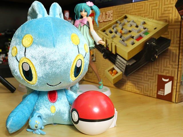 Pokémon ครบรอบ 20 ปีของ Pokémon ยังคงเป็นเดือนแห่งตำนานของ Manaphy