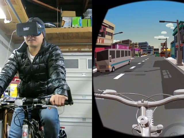Build Your Own Arduino-Powered Virtual Reality Indoor Cycling System