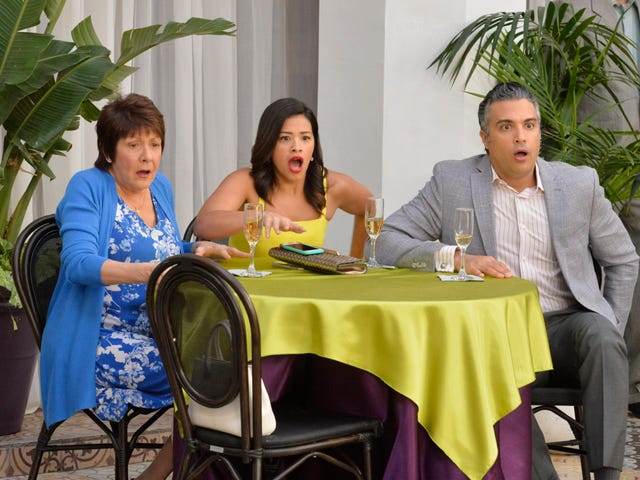 Jane The Virgin battles her inner critic in a confident, compelling episode