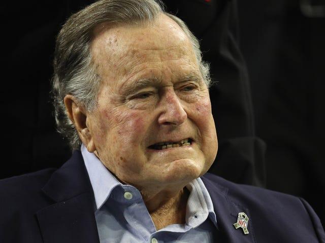 La deuxième femme accuse 'David Cop-A-Feel' alias George HW Bush de Groping Her