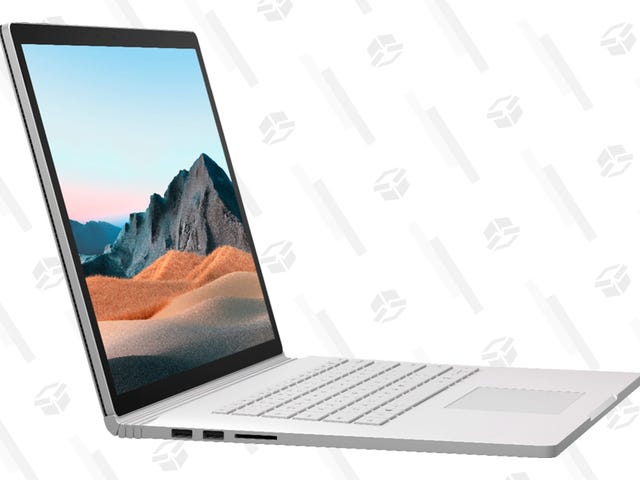 Snag a Brand-New Surface With Best Buy's Limited Time 18-Month Financing