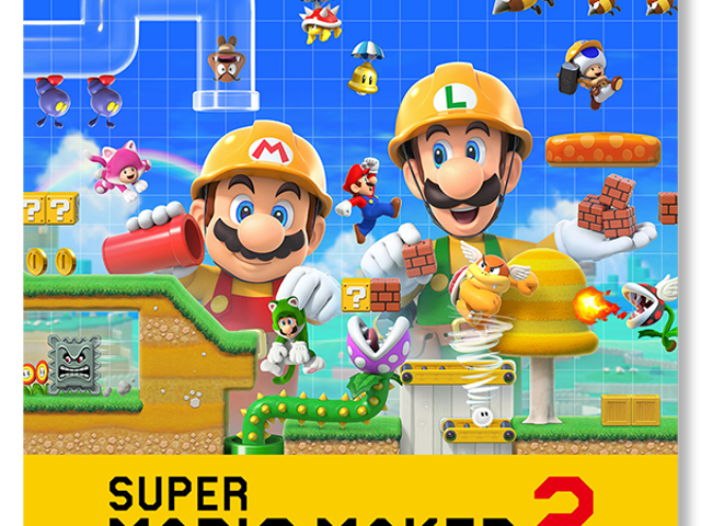 Make Amongst Yourselves - Share Your Super Mario Maker 2 Creations!