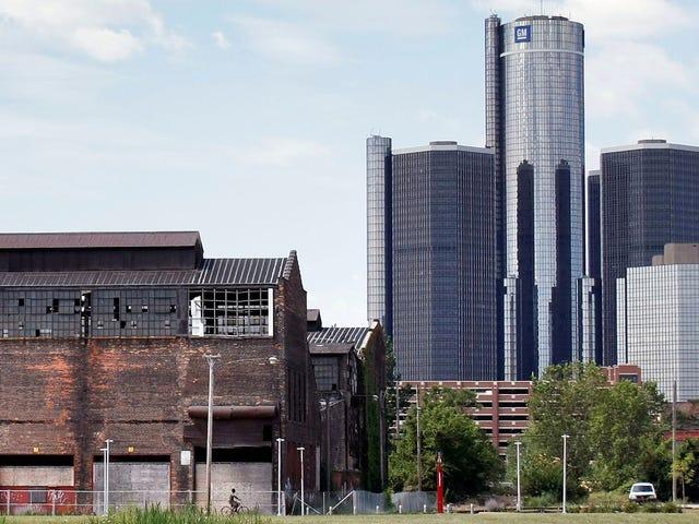 GM pense à vendre son siège social à Detroit: rapport