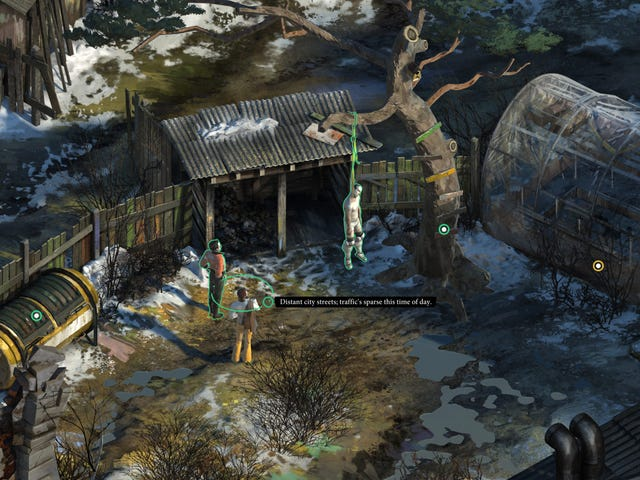 """No Truce With The Furies is a """"police procedural RPG"""" that looks fascinating"""