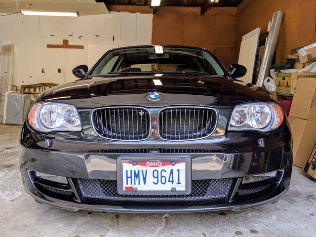 Trải nghiệm vặn vẹo BMW đầu tiên của tôi dường như đã thành công.