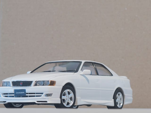 Land of the Rising Sun-Day: Aoshima Toyota Chaser