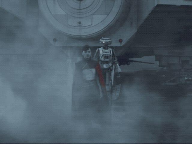 Pangunahing salaysay ng <i>Solo: a Star Wars Story</i> .  El mejor piloto de la galaxia estrena tripulación