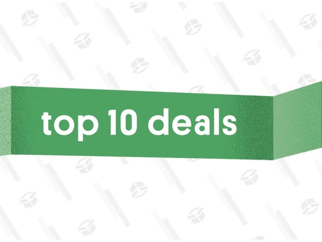 The 10 Best Deals of May 13, 2019