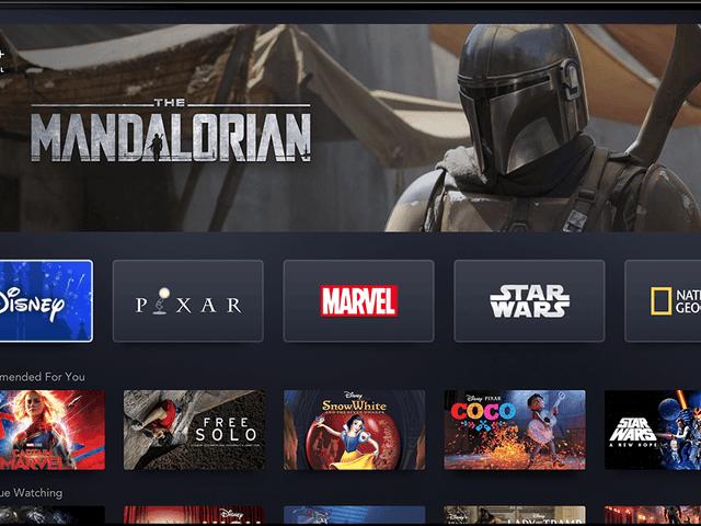 Dette er film og serier, der ankommer til Disney Plus ved lanceringen