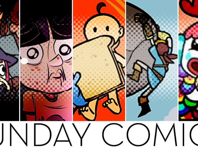 Sunday Comics: For The Horde!