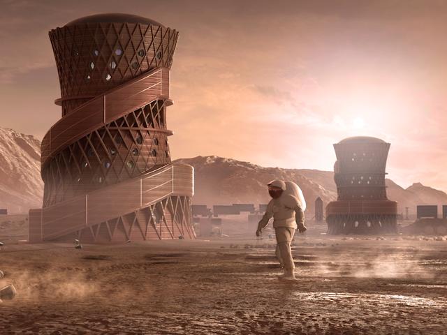 Kongressen blir alvorlig med å sende mennesker til Mars i 2033