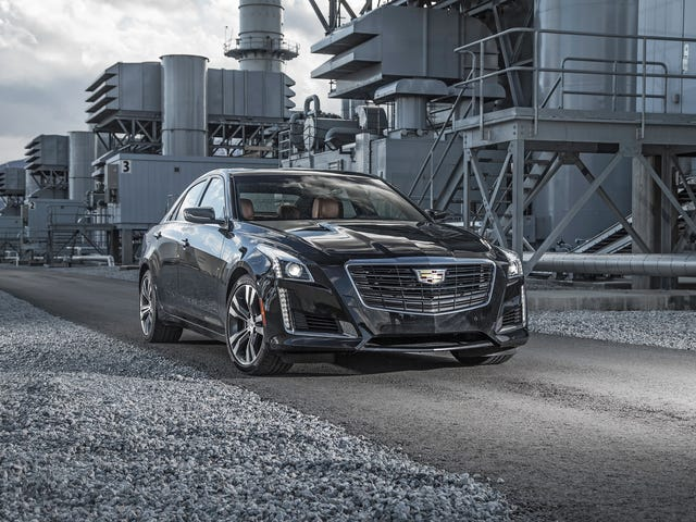 Remember The CTS V-Sport?