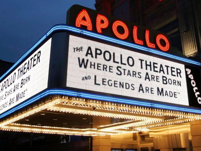 Amateur Night at the Apollo: BackTalk Weekend Jam Black History Month Tribute Edition
