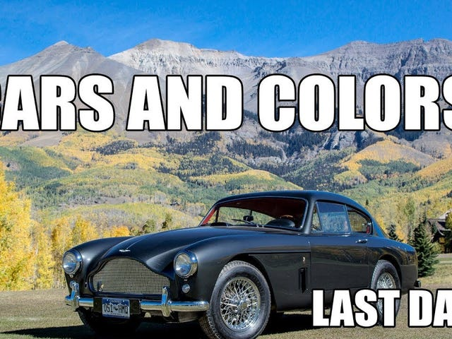 Telluride Cars & Colors VLOG: Last day!
