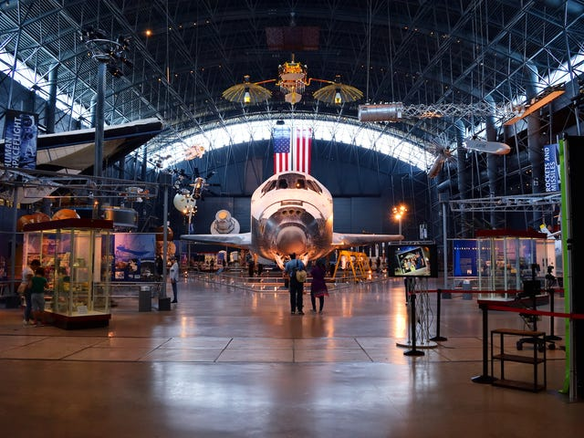 Air & Space Museum: Discovery