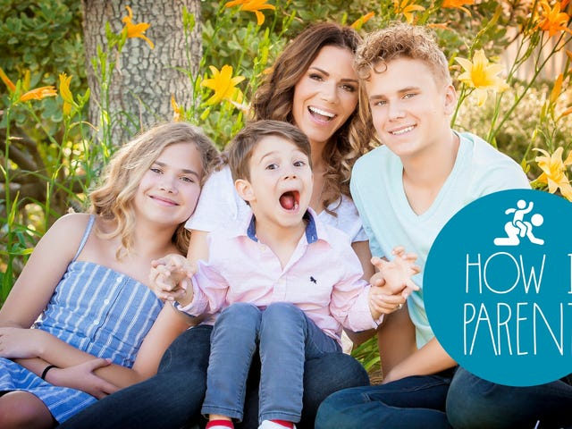 I'm Vlogger Kristina Kuzmic, and This Is How I Parent