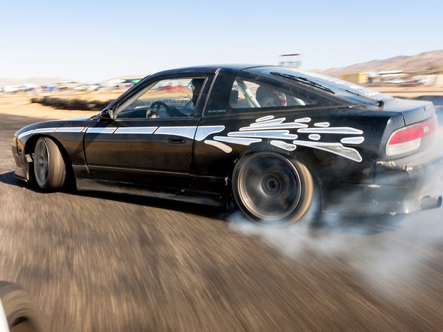 We're Off to Super D, the Most Extra Drift Event in the Country
