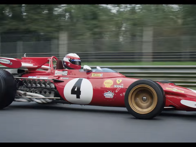 Documentary of the Ferrari 312B is Showing Today in Canada