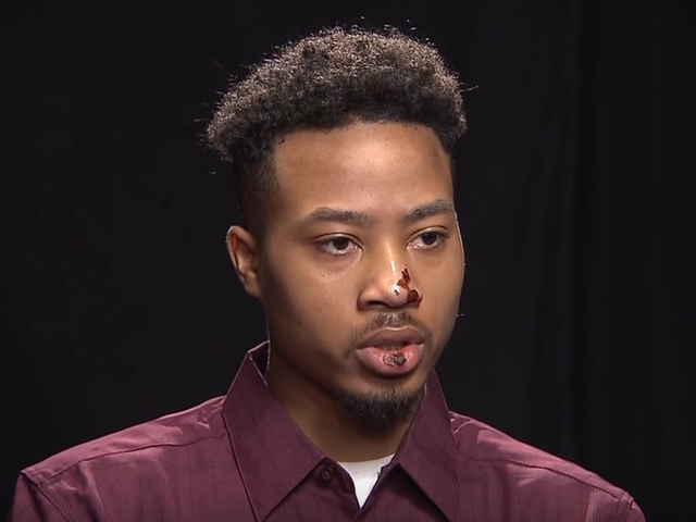 Demetrius Hollins, 21-Year-Old Beaten by 2 Ga. Cops, Says He Feared for Life During Traffic Stop