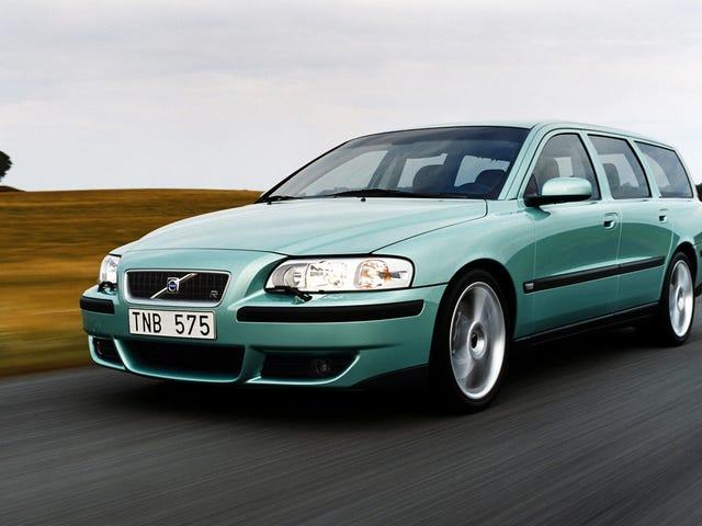 I'm The Volvo V70 R