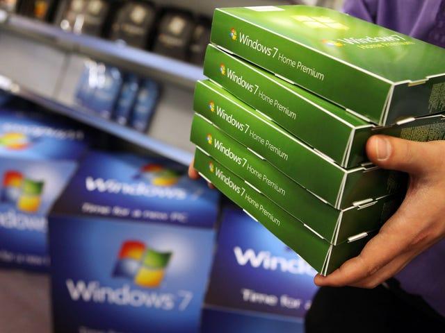 Windows 7 on virallisesti kuollut, joten sinun on todella päivitettävä