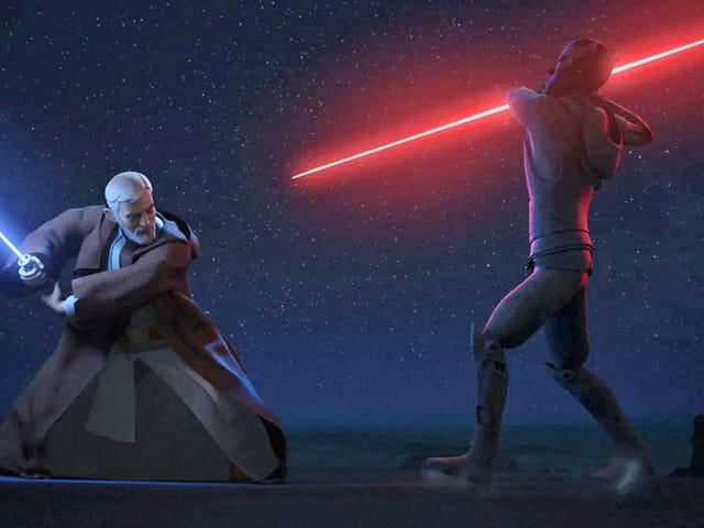 De 35 bästa Star Wars Moments of Disney Era