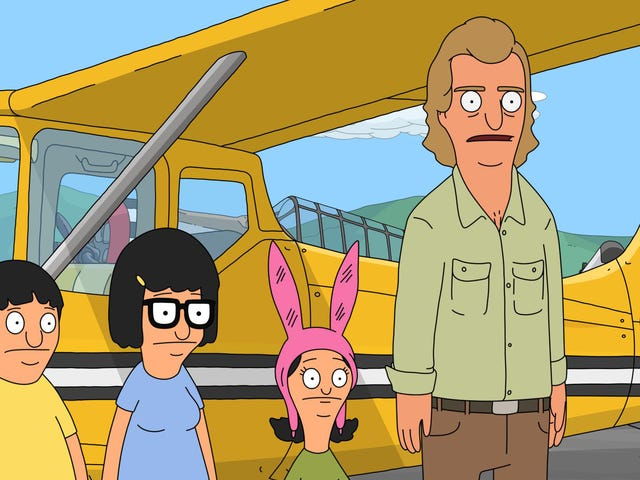 Bob's Burgers weaves together two seemingly random stories into a satisfying whole