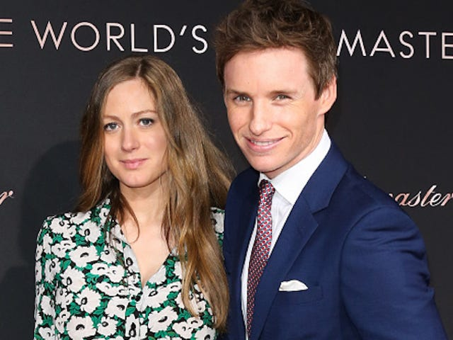 Eddie Redmayne Celebrates Father's Day By Becoming a Father