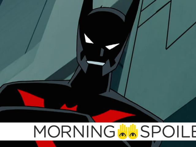 Más rumores salvajes sobre una película de <i>Batman Beyond</i>
