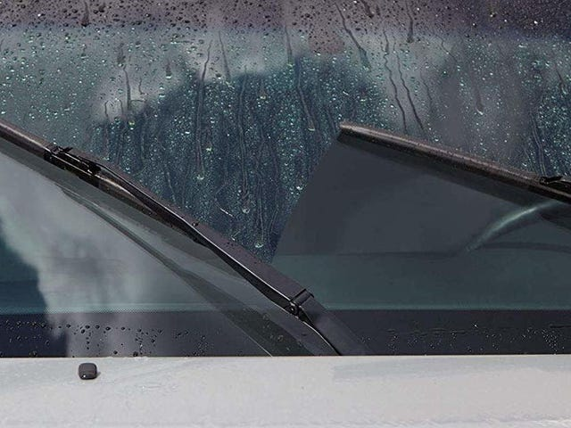 Don't Wipe Out On The Road, Replace Your Windshield Wipers For $10 During Today's Sale