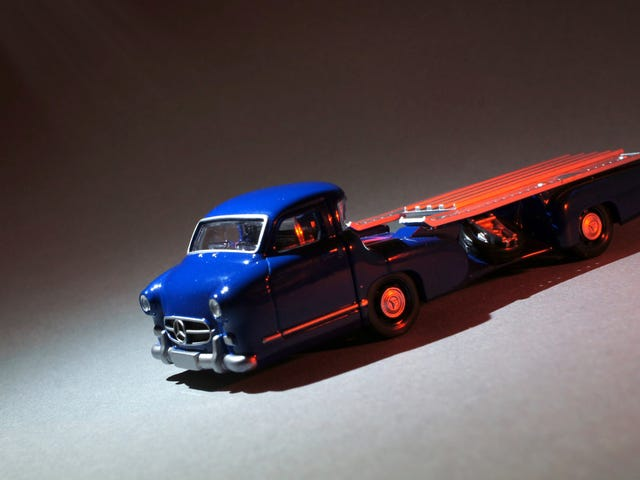 Truckin' Teutonic Tuesday: Das Blaue Wunder?