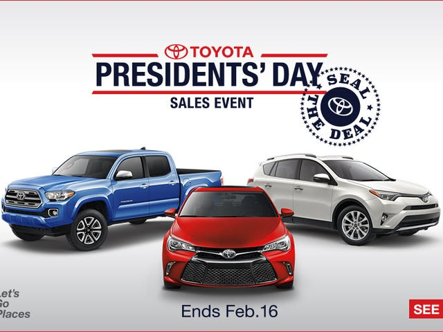 Why You Should Start Your Presidents' Day Car Shopping Now
