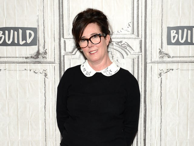 The Fashion World Loses the Great Kate Spade
