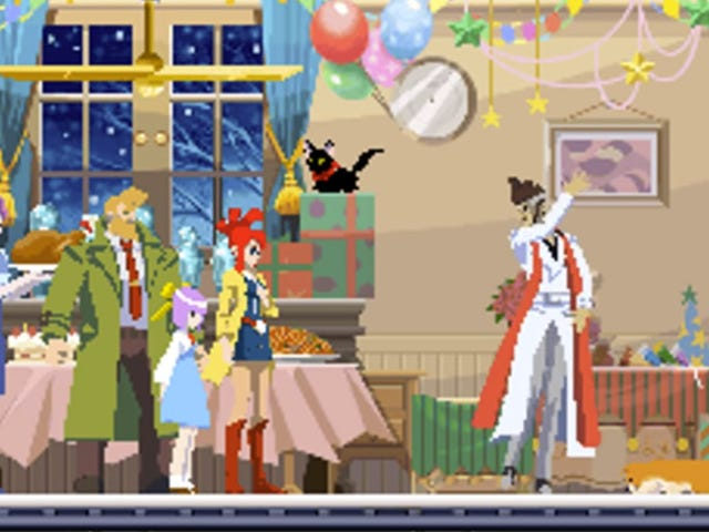 Ghost Trick hat eines der eingängigsten OSTs auf dem DS