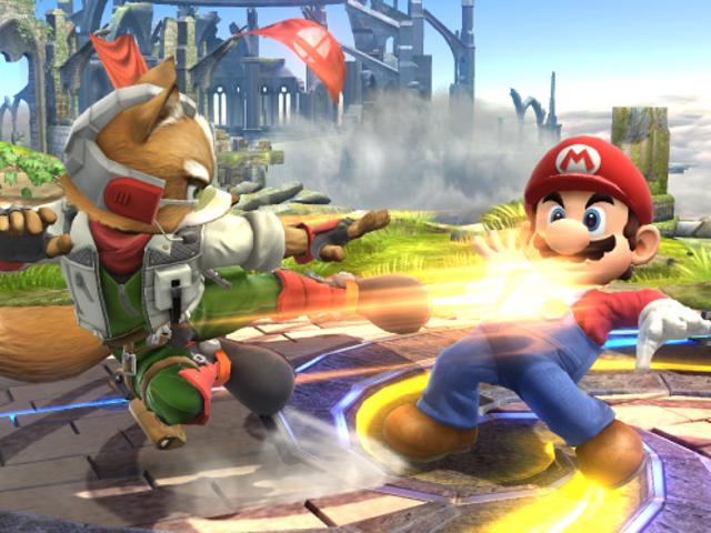 İlk 50 <i>Smash Bros.</i> Geçen Yıl Oynuyor