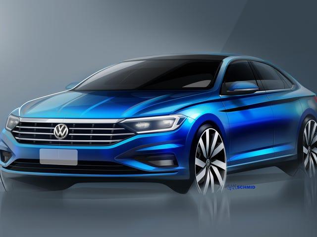 Το 2019 Volkswagen Jetta στοχεύει να είναι και πάλι σχετικό