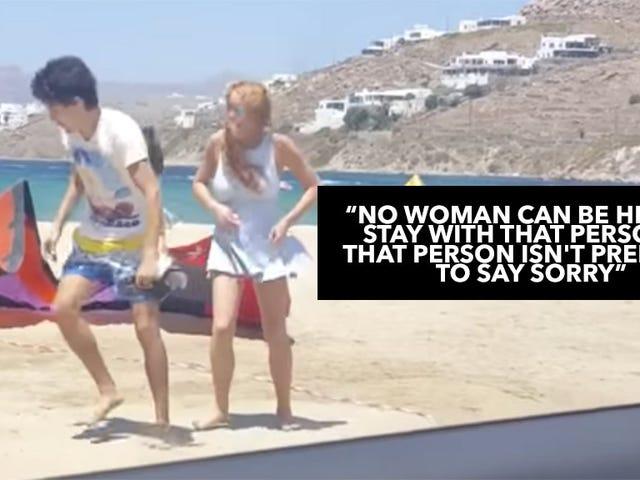 Lindsay Lohan: «Είμαι φοβισμένος για το τι μπορεί να κάνει ο Egor σε μένα και στον εαυτό του»