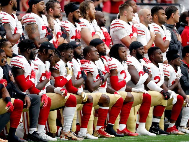 Know Your Rights When Protesting During the National Anthem