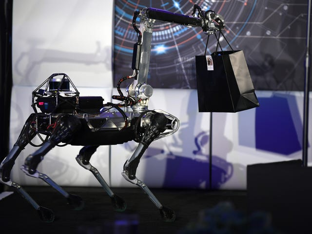 Boston Dynamics Wants to Sell You a Piece of the Impending Robot Apocalypse