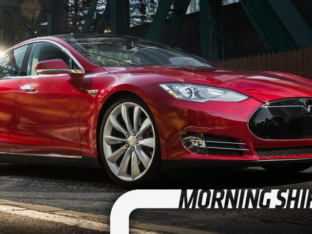Ang Tesla Crash Is A Reminder na Kotse ay hindi ganap na nagsasarili pa