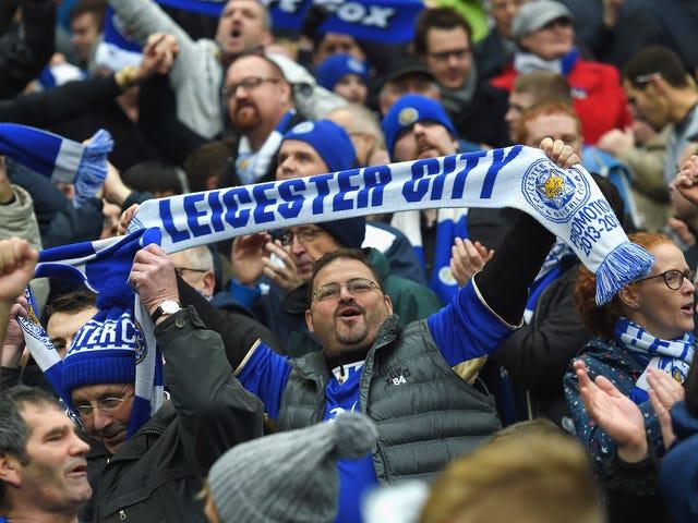 Uh, Qualcuno può catturare Leicester City?