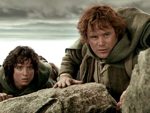 どのように数学的証明は<i>Lord Of The Rings</i>フロドの旅のようなものですか?