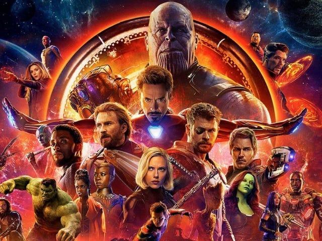 Onze 15 favoriete momenten uit de Marvel Cinematic Universe Films (voor de Avengers: Endgame )