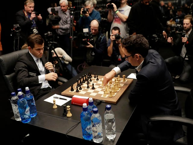 We Got Ourselves A Mysterious Chess Controversy