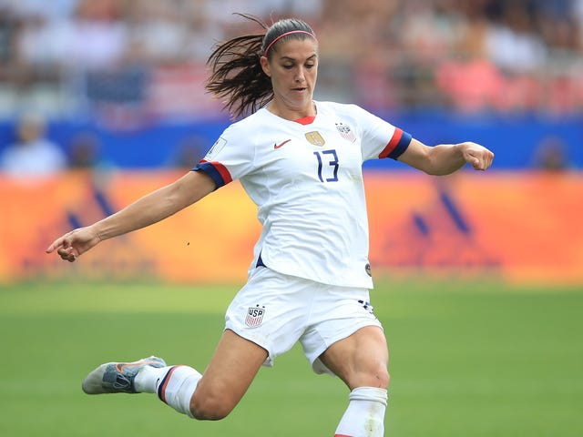 Snapshots of the US Women's Soccer Team Destroying Their Enemies