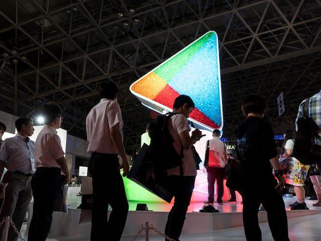 Google ger starten till en utvecklare av stora spelbutiker med mer än 600 miljoner installationer