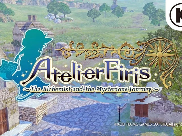 Atelier Firis: Coming to STEAM 2017