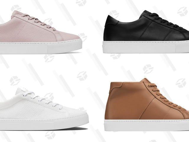 Αποκτήστε εξαιρετικές αποταμιεύσεις στα πάνινα παπούτσια στην Πώληση Ημέρας Εργασίας