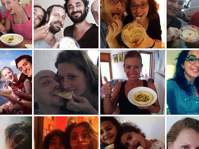 Hummus Selfies Probably Will Not End the Israel-Palestine Conflict